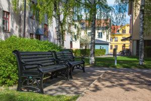 Park og Hagemøbler