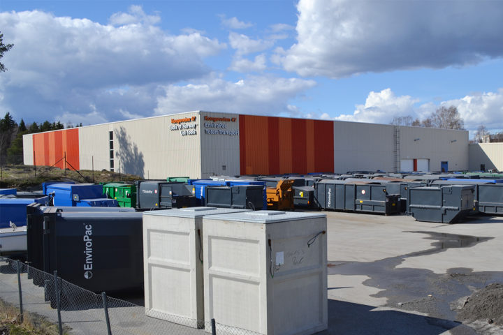 EnviroPac AS kjøper BNS Miljø AS med datterselskapet BNS Container AB i Sverige.