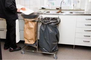 Utstyr for innsamling av matavfall
