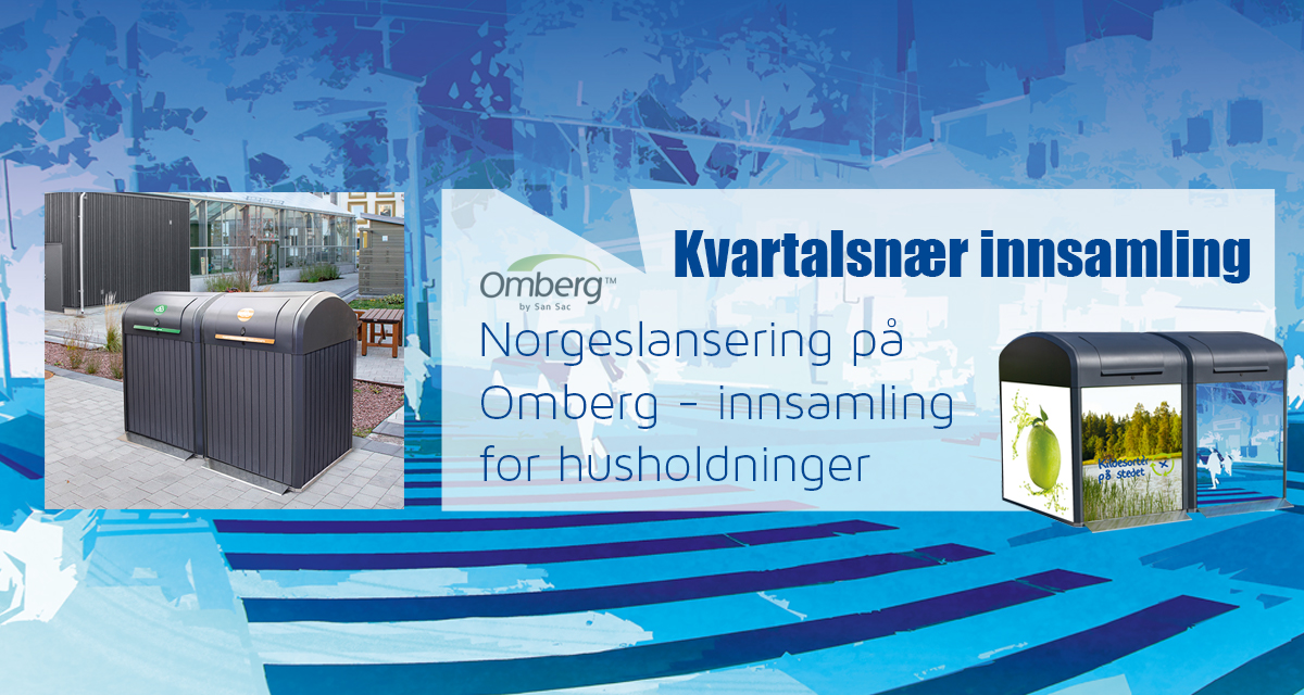 Omberg kvartalsnær innsamling