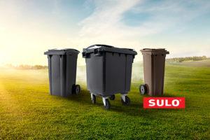 SULO avfallsbeholdere