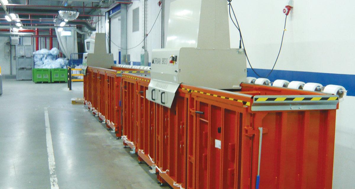En emballasjepresse med flere kammer kan være løsningen!