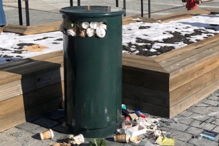 Tenk avfallsløsninger fra start i byggeprosjekter